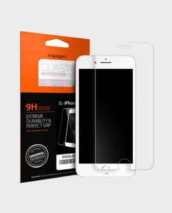 Spigen iPhone 8 Plus Screen Protector GLAS.tR SLIM HD in Qatar