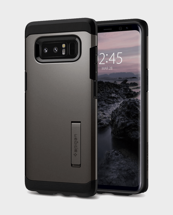 Spigen Samsung Galaxy Note 8 Tough Armor Gunmetal in Qatar and Doha