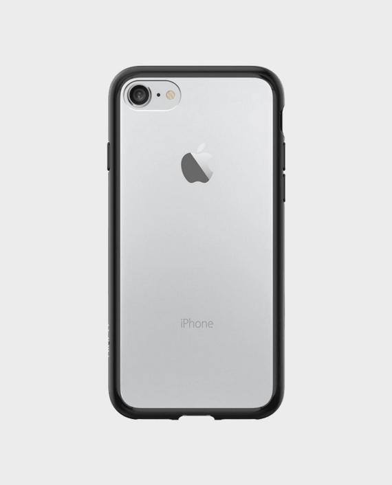 Spigen iPhone 8 case Ultra Hybrid Black in Qatar