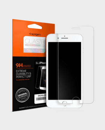 Spigen iPhone 7 Screen Protector GLAS.tR SLIM HD in Qatar