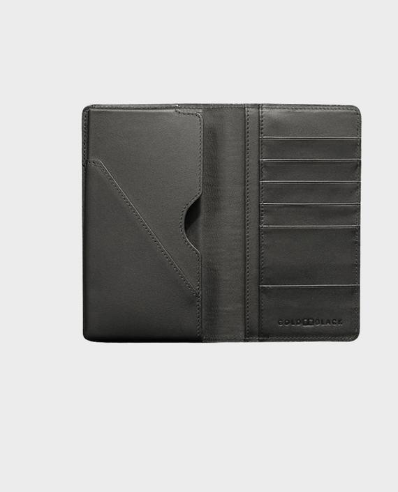 Gold Black Smart Wallet Billion Unico Black