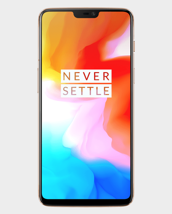 OnePlus 6 Silk White Limited Edition in Qatar