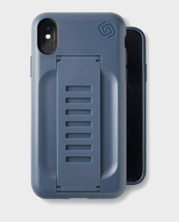 Grip2U iPhone X Boost Slate Blue