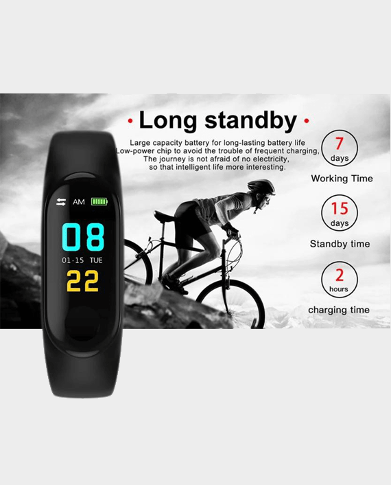fitness band in qatar