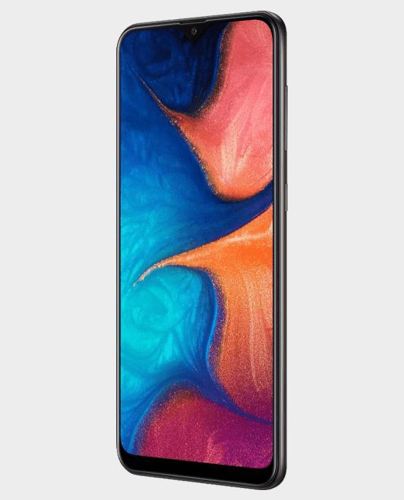 Samsung Galaxy A20 Side Image