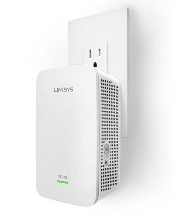 Linksys Wifi Range Extender in Qatar
