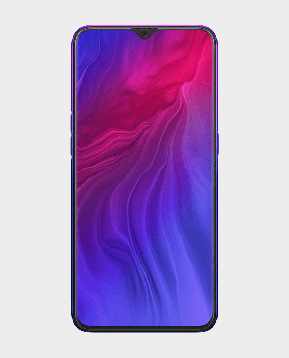 oppo reno z Aurora Purple in qatar