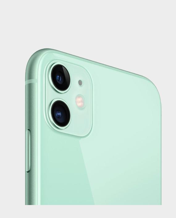 Apple iPhone 11 256GB Green in Qatar Lulu