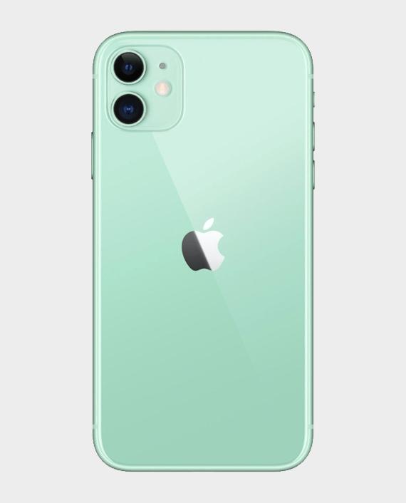 Apple iPhone 11 128GB Green Price in Qatar Lulu