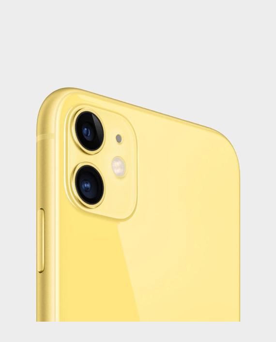 Apple iPhone 11 128GB Yellow Price in Qatar