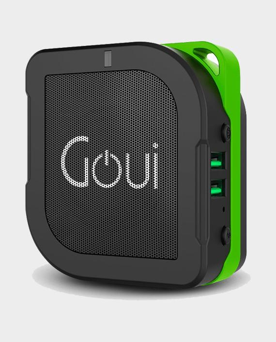 Goui Buyuni 5200 mAh Powerbank + BT Speaker + Dual USB Wall Charger in Qatar