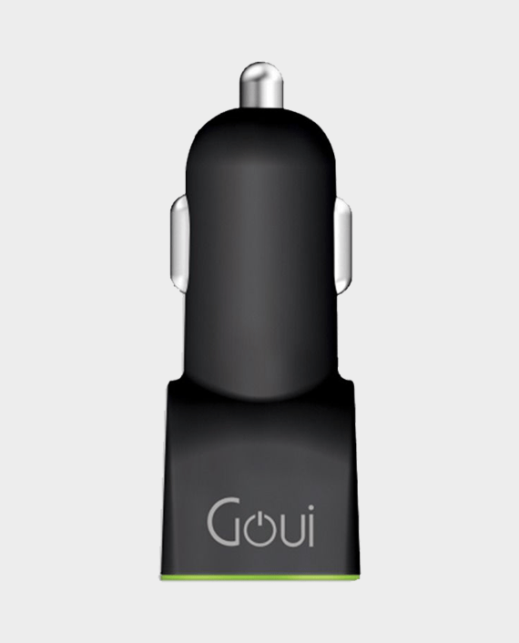 Goui Duo PD Car Charger 2USB 36W in Qatar