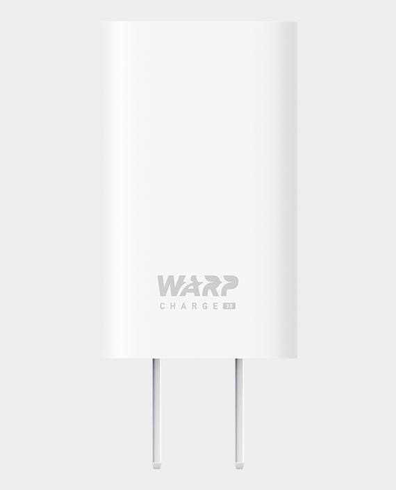 OnePlus Warp Charge 30 Power Adapter in Qatar