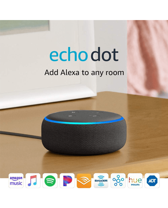 Amazon Echo Dot 3rd Gen in Qatar