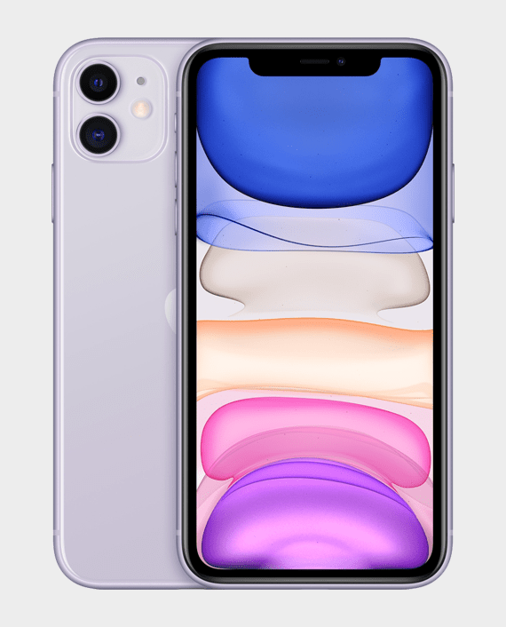 Apple iPhone 11 256GB Purple in Qatar