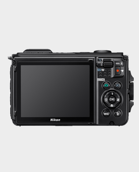 Nikon CoolPix W300 Black in Qatar
