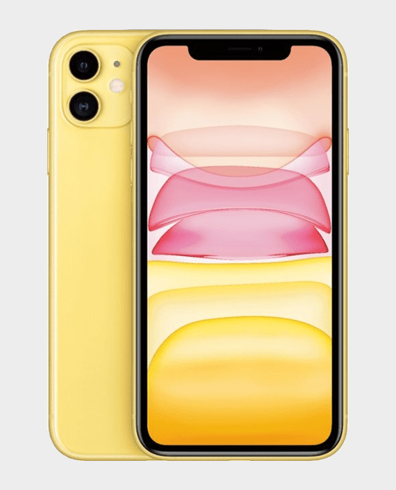 Apple iPhone 11 64GB Yellow in Qatar