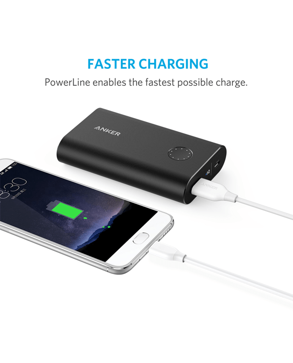 Anker PowerLine 3ft USB-C to USB 3.0 Cable