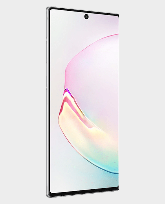Samsung Galaxy Note 10+ 5G Aura White in Qatar and Doha