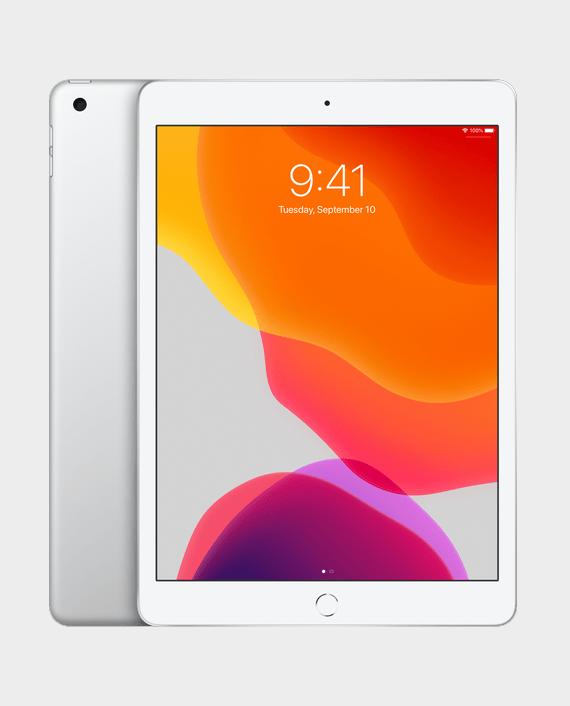 Apple iPad 10.2 Wi-Fi - 128GB Silver in Qatar