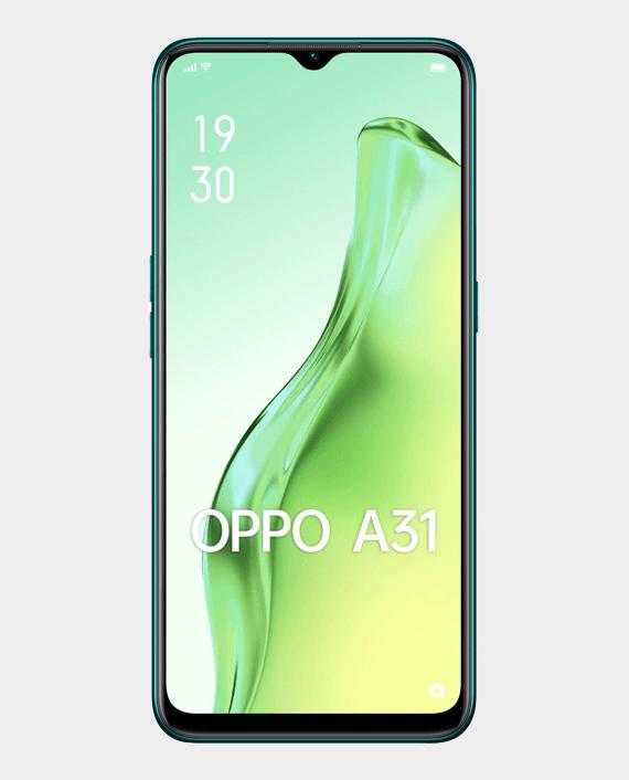Oppo A31 128GB Lake Green in Qatar