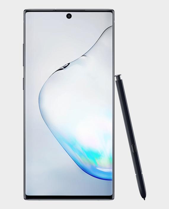 Samsung Galaxy Note10+ 5G 256GB - Aura Black in Qatar
