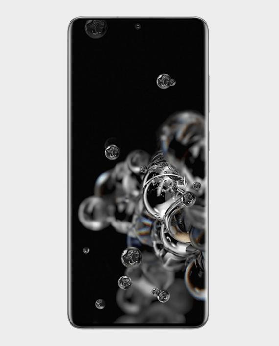 Samsung Galaxy S20 Ultra 5G Cloud White in Qatar