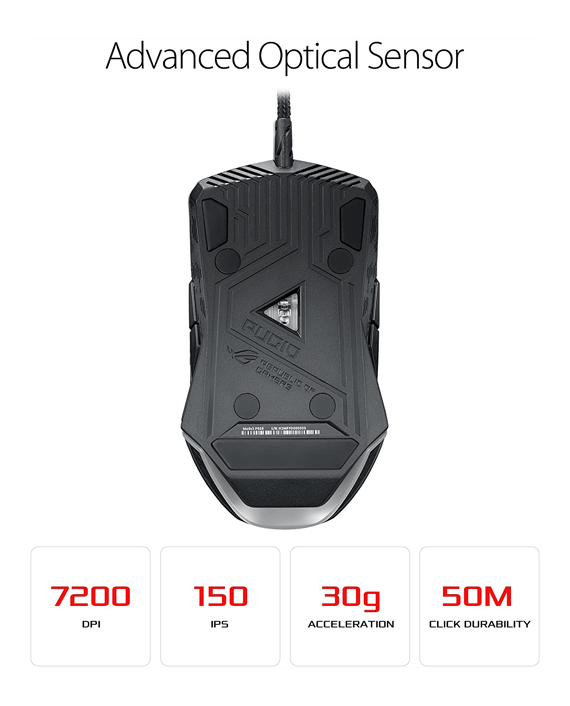 Asus Rog Gaming Mouse in Qatar