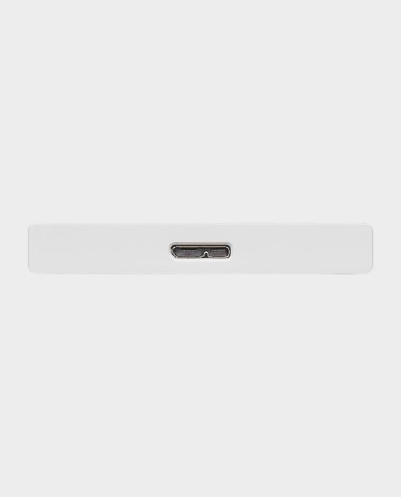 Seagate 2TB Backup Plus Ultra Touch External Hard Drive White
