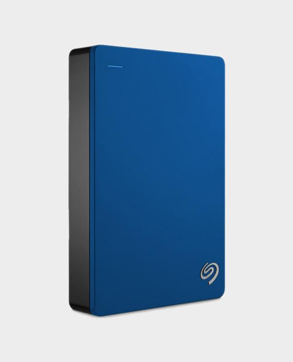 Seagate Backup Plus Portable 4TB External Hard Drive HDD Blue in Qatar