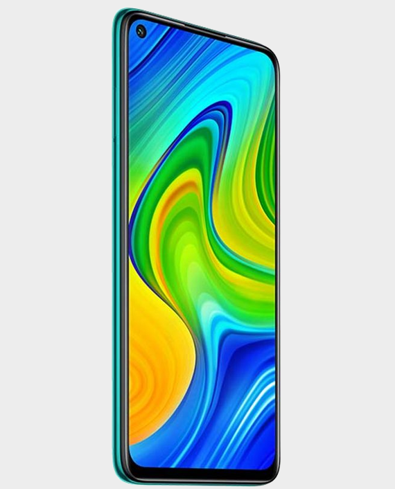 Redmi Note 9 Forest Green In Qatar and DOHA