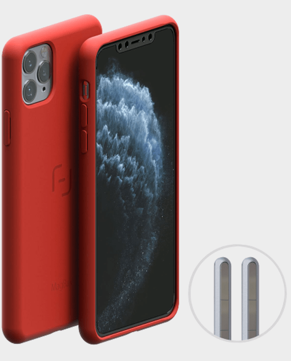 MagBak iPhone 11 Pro Max Case Coral Red in Qatar