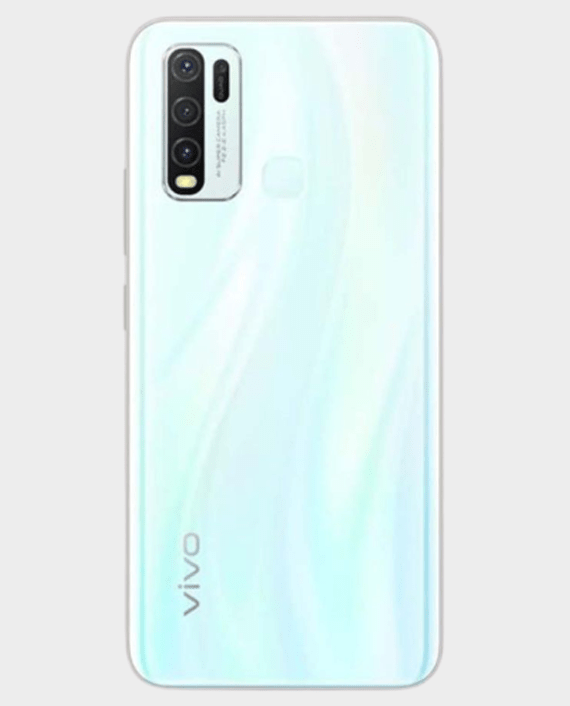Vivo Y30 4GB 128GB Moonstone White