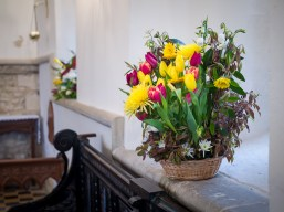 Easter in Fishbourne Church-4