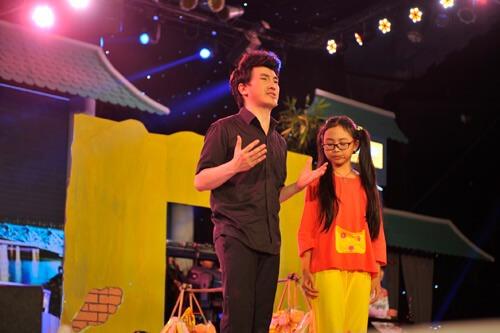 Phương Mỹ Chi và Dương Ngọc Thái lấy nước mắt khán giả với 'Thương con cá rô đồng'