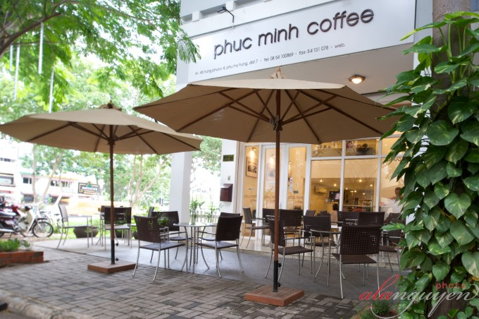 Phúc Minh Coffee
