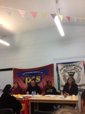 job centre public meeting ha paula 04 2017