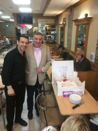 Cake Sydenham PO Consultation 230517 chefdelight 230517