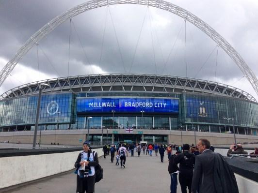 MFC Champions Wembley 1st 2017