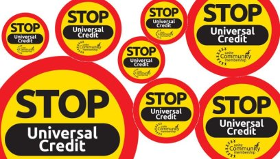 Stop Universal Credit image 082018