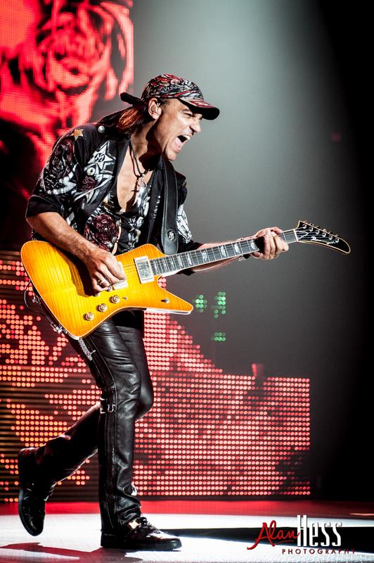 Scorpions 2012