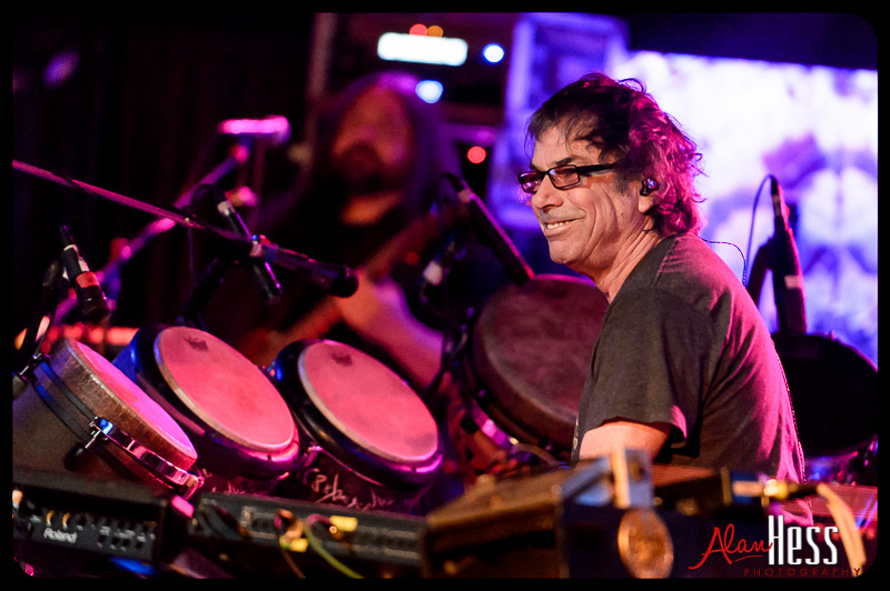Mickey Hart Band / 2013