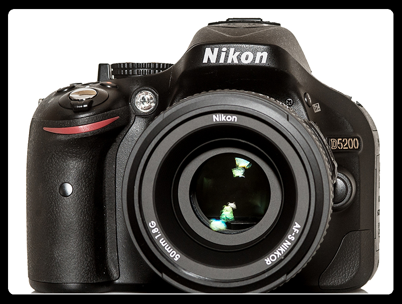 The Nikon D5200
