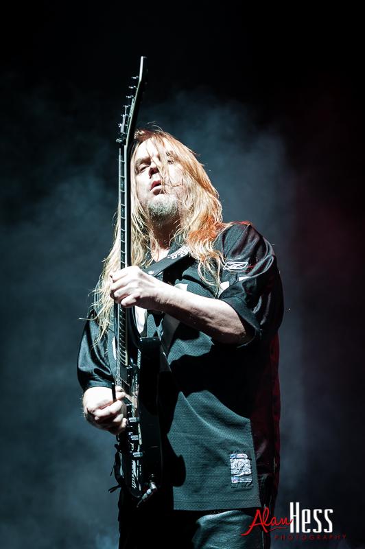 SLAYER guitarist Jeff Hanneman