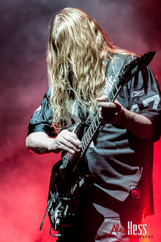 SLAYER guitarist Jeff Hanneman