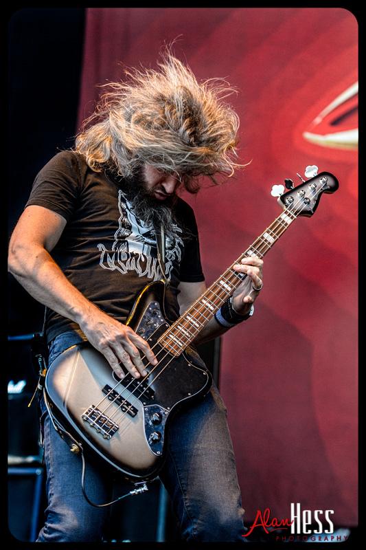 Rockstar Energy Drink Mayhem Festival 2013/ Mastodon