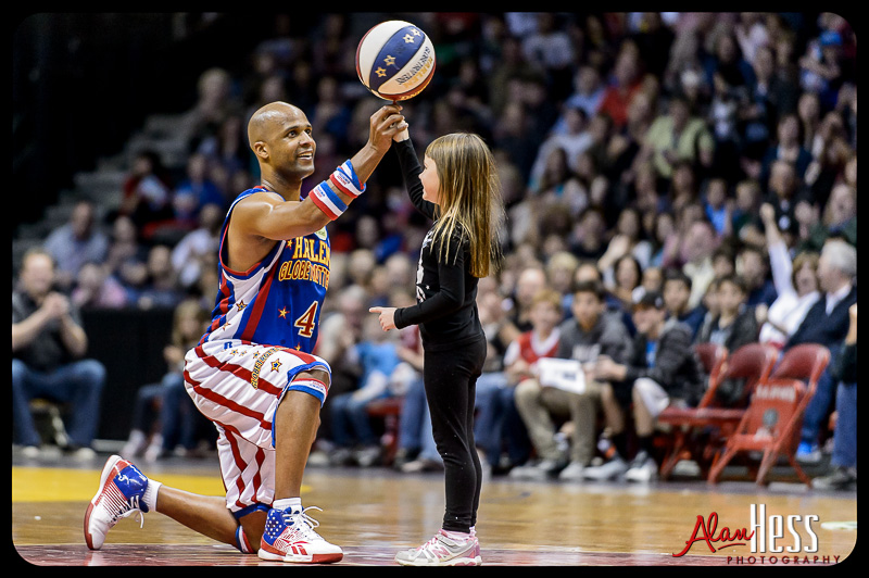 The Harlem Globetrotters  at the Valley View Casino Center