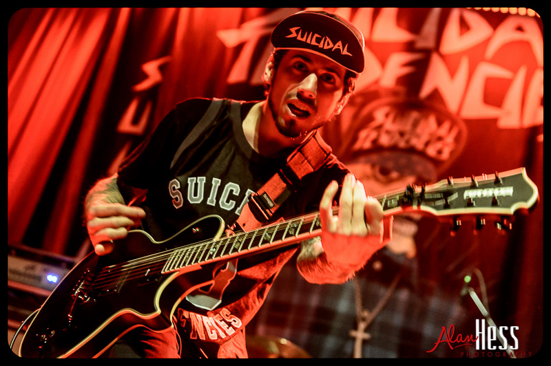Suicidal Tendencies / 2013