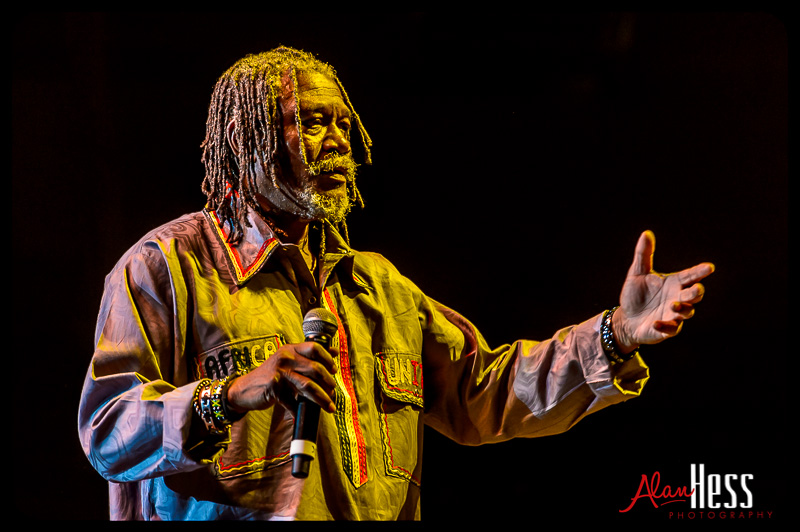 Tribute To The Reggae Legends Festival / 2014