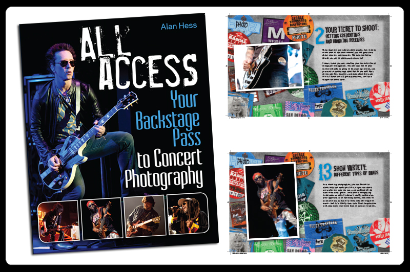 All Access – The Concert Photography Book